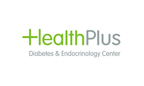 Logo HealthPlus Diabetes Endocrinology