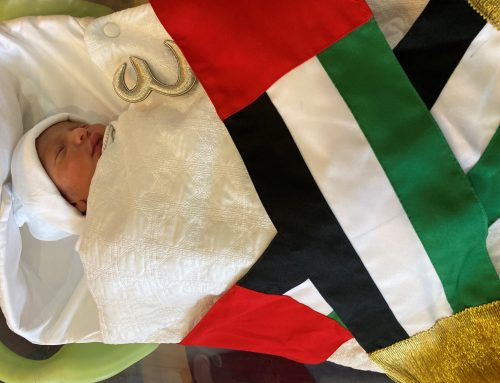 Danat Al Emarat Hospital welcomes 16 newborns during the first 12 hours of UAE National Day