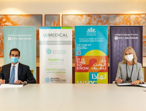 NYU Abu Dhabi Signs a Memorandum of Understanding with United Eastern Medical Services