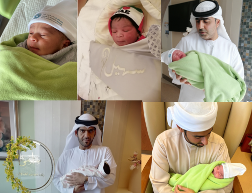Danat Al Emarat Hospital welcomes 12 newborns in the first few hours of UAE National Day