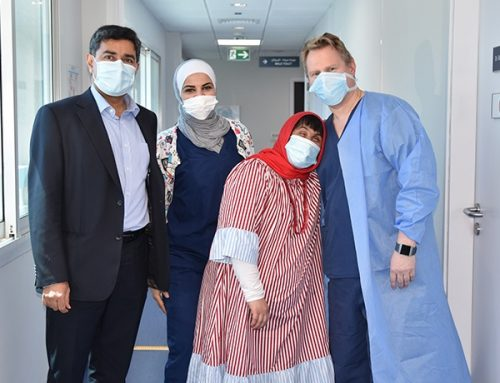 Ophthalmologists at Moorfields Eye Hospital Abu Dhabi restore vision for patient with Down Syndrome